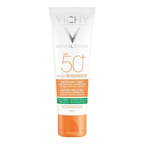 Vichy Capital Soleil matt.Sonnenpflege Cre.LSF 50 +  - 1