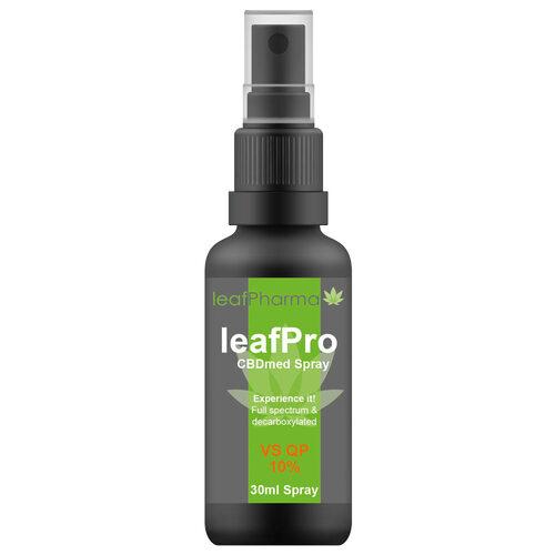 Leafpro Cbdmed Spray QD 10% - 1