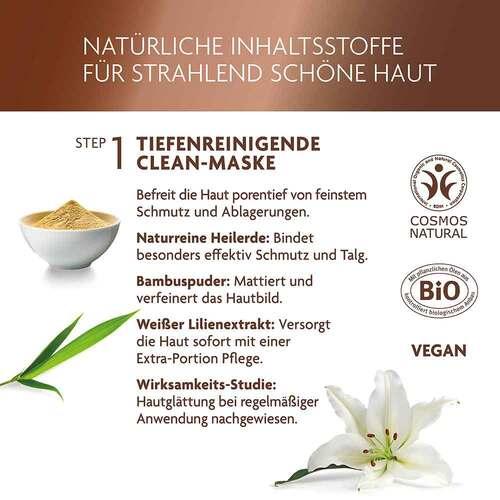 Luvos Heilerde Hydro Booster & Clean Maske 2 + 7,5ml - 3