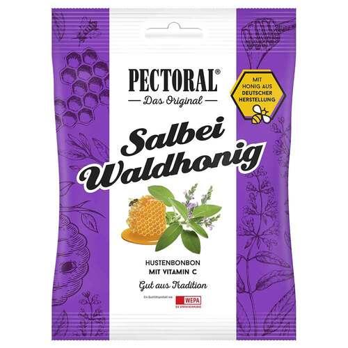 Pectoral Salbei Waldhonig Bonbons Beutel  - 1