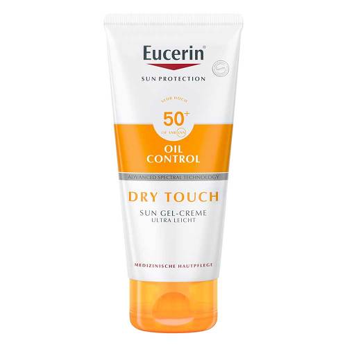 Eucerin Sun Gel-Creme Oil Control Body LSF 50 +  - 1