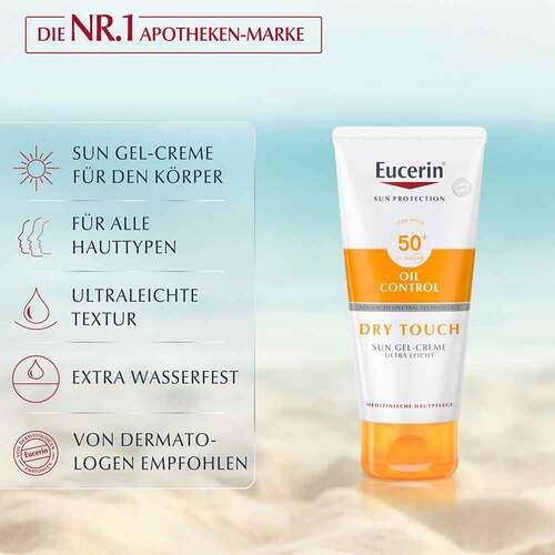 Eucerin Sun Gel-Creme Oil Control Body LSF 50 +  - 3