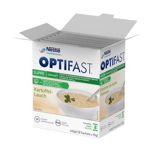 Optifast home Suppe Kartoffel-Lauch Pulver - 3