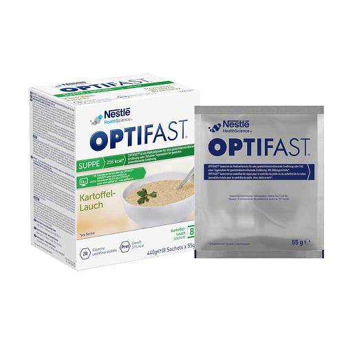 Optifast home Suppe Kartoffel-Lauch Pulver - 4