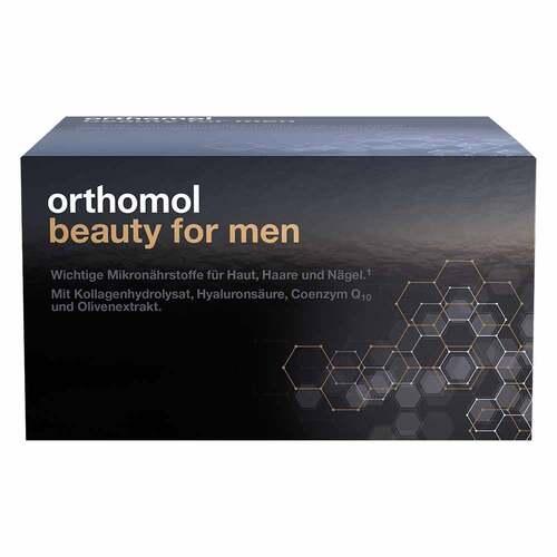 Orthomol beauty for Men Trinkampullen - 1