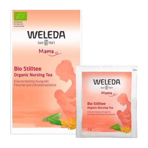 Weleda Bio Stilltee Filterbeutel - 1