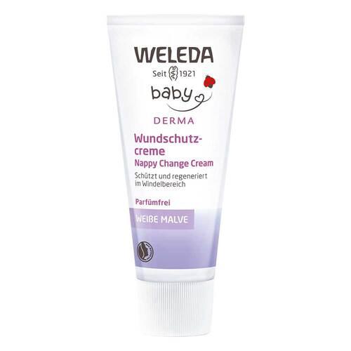 Weleda weiße Malve Wundschutzcreme - 2