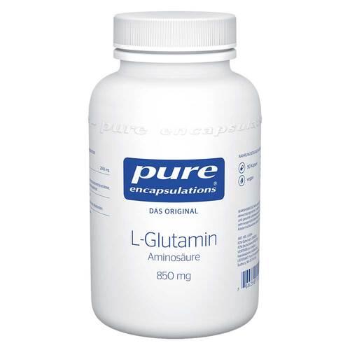 Pure Encapsulations L-Glutamin 850 mg Kapseln - 1