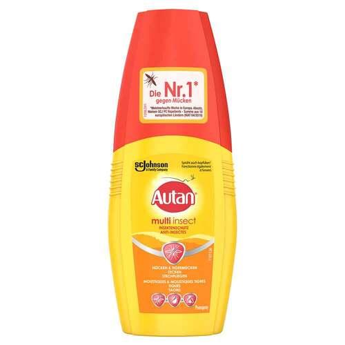 Autan Multi Insect Pumpspray - 1