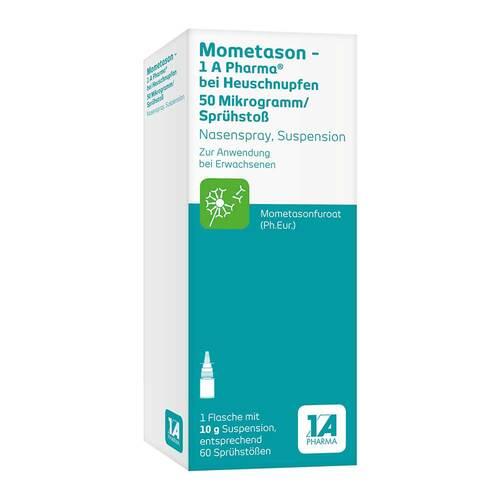 Mometason 1A Phar.b.Heuschnupfen 50µg - 1
