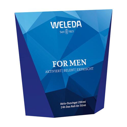 Weleda Geschenkset Men 2020 - 1