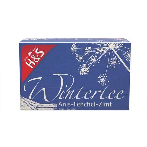 H&S Wintertee Anis-Fenchel-Zimt Filterbeutel - 1