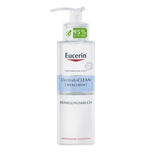 Eucerin Dermatoclean Hyaluron Reinigungsmilch - 1