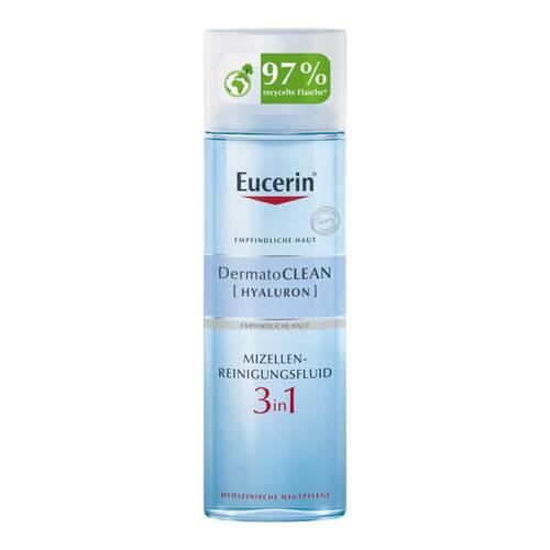Eucerin Dermatoclean Hyal.Miz.Reinigungsfluid 3in1 - 1