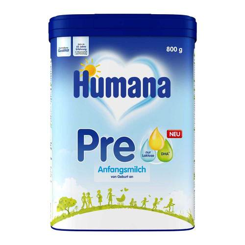 Humana Anfangsmilch Pre Pulver - 1