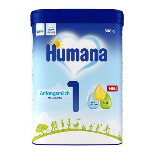 Humana Anfangsmilch 1 Pulver - 1