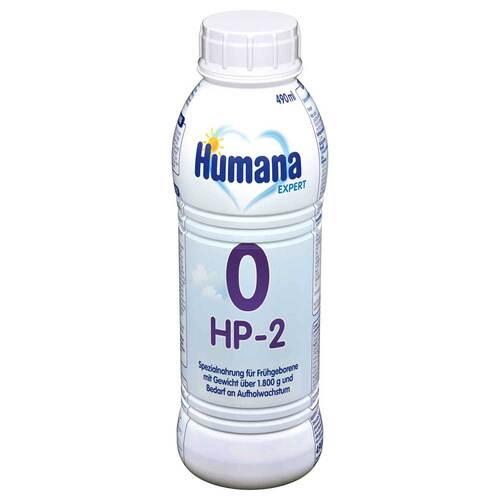 Humana 0-HP-2 Expert flüssig Nahr.Frühgeb.üb.1800g - 1