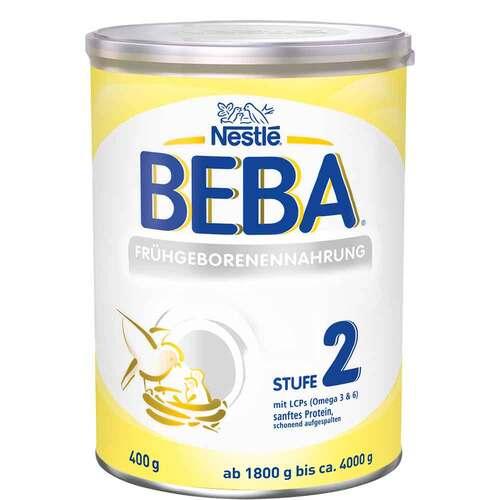 Nestle Beba Frühgeborenen Nahrung Pulver - 1
