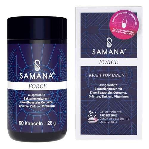 Samana Force 10-in-1 Kapseln mit Bakterienkultur - 1