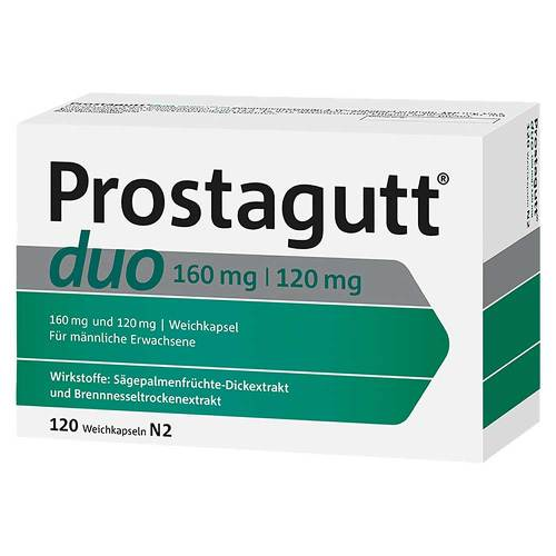 Prostagutt duo 160 mg / 120 mg Weichkapseln - 2