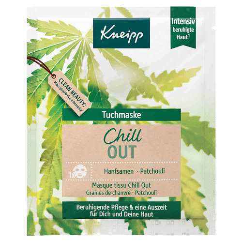 Kneipp Tuchmaske Chill Out - 1