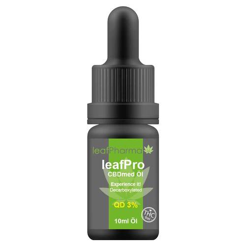 Leafpro Cbdmed Öl QD 3% - 1