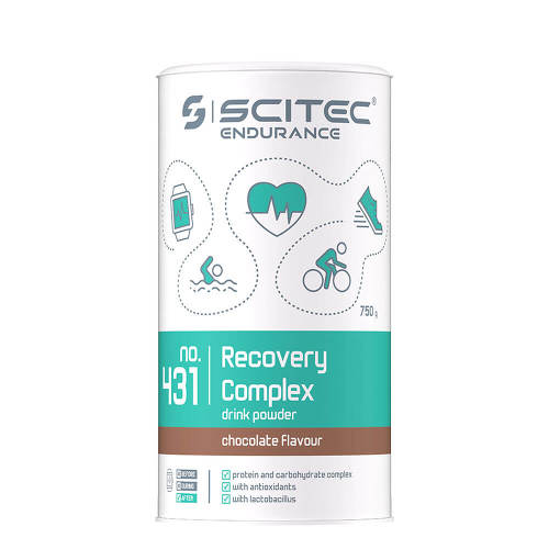Recovery Complex Drink Powder Schoko - 1