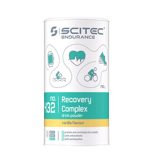 Recovery Complex Drink Powder Vanille - 1