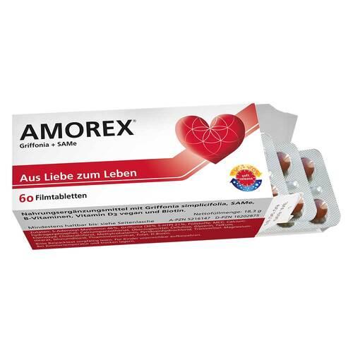 Amorex mit 5-HTP und SAMe  - 1
