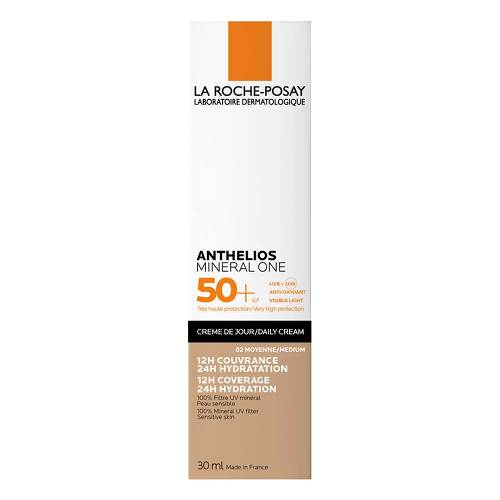 Roche-Posay Anthelios Mineral One 02 Creme LSF 50 +  - 2