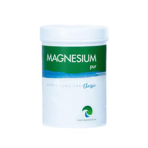 Magnesium Pur Granulat Classic - 1