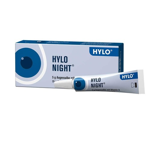 Hylo Night Augensalbe - 1