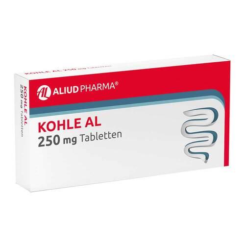 Kohle AL 250 mg Tabletten - 2