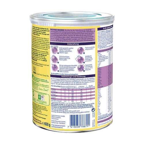 Nestle Beba Expert HA Pre Pulver - 4