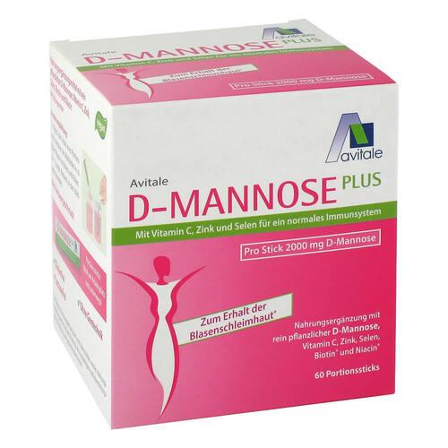 D-Mannose Plus 2000 mg Sticks - 1