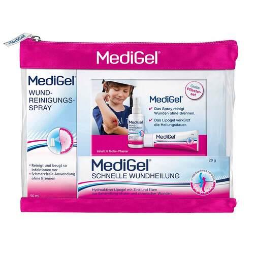Medigel Wundversorgungs-Set - 1