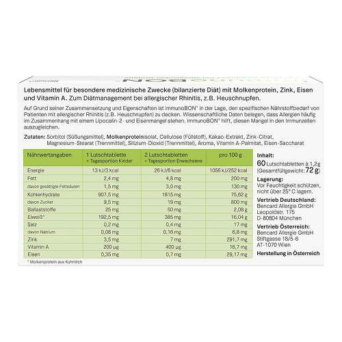Immunobon Lutschtabletten - 2