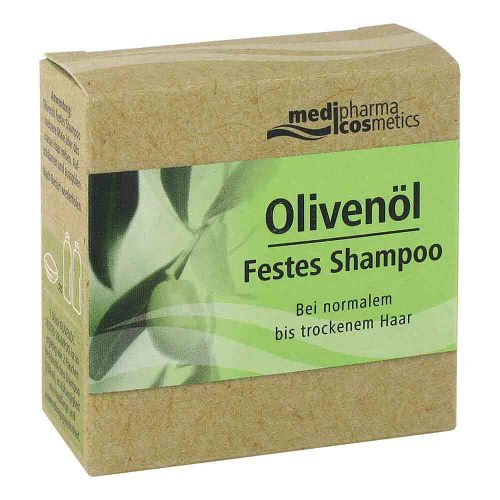 Olivenöl Festes Shampoo - 1