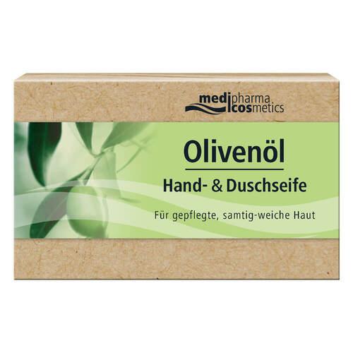 Olivenöl Hand- & Duschseife - 1