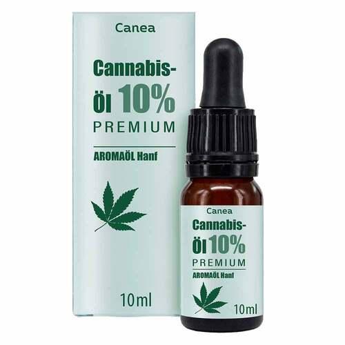 Cannabis-Öl 10% Canea Premium - 1