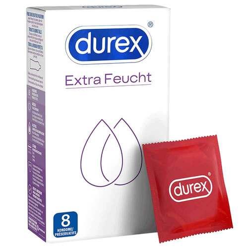 Durex extra feucht Kondome - 1