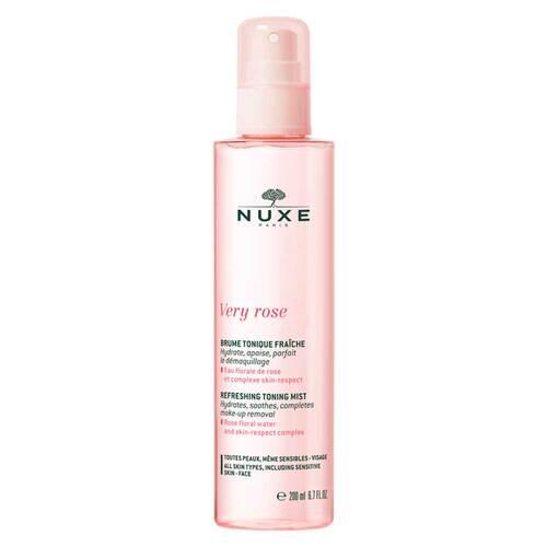 Nuxe Very Rose Lotion für das Gesicht - 1