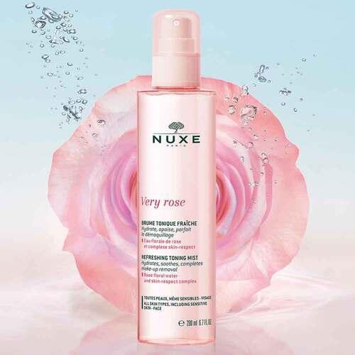 Nuxe Very Rose Lotion für das Gesicht - 4