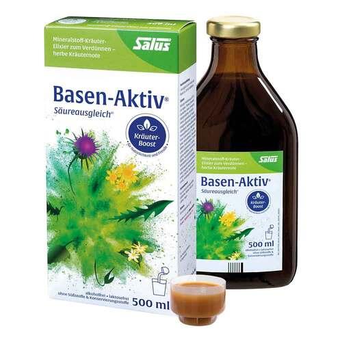Basen Aktiv Mineralstoff-Kräuter-Elixier Salus - 1