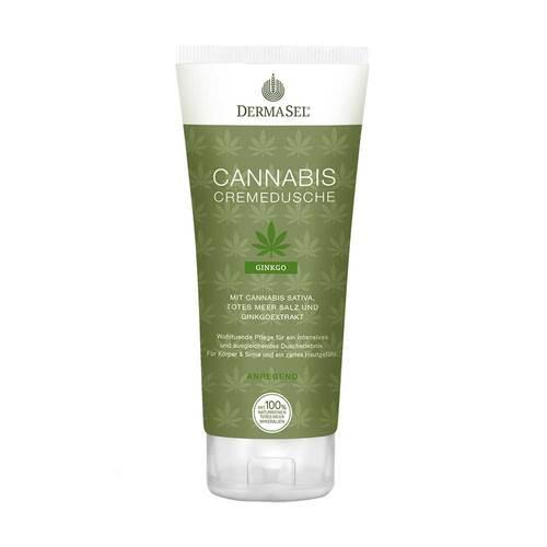 Dermasel Cannabis Dusche Hanf / Ginkgo - 1