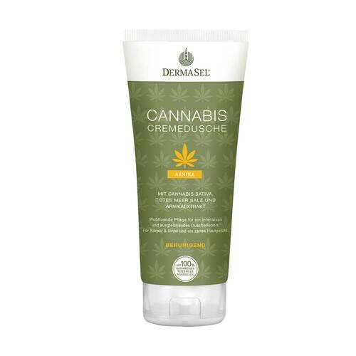Dermasel Cannabis Dusche Hanf / Arnika - 1