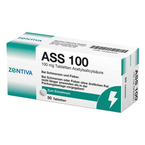 ASS 100 Tabletten - 1