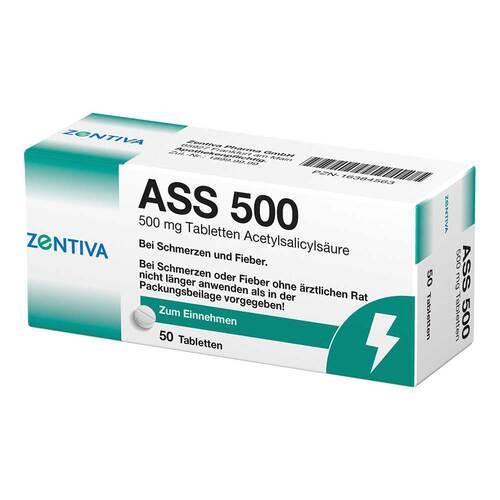 ASS 500 Tabletten - 1