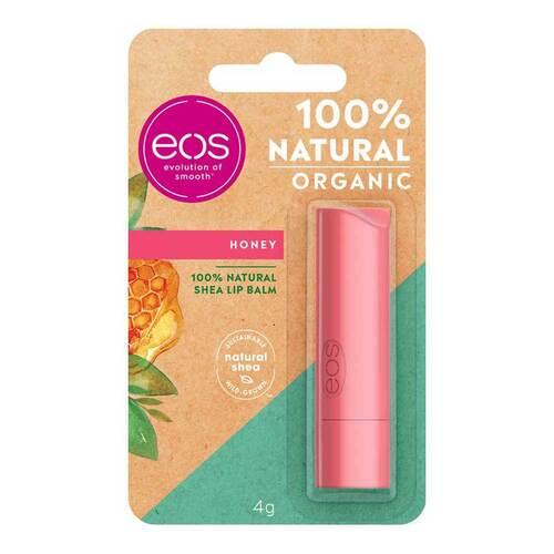 Eos Organic Lip Balm honey mint Stick - 1