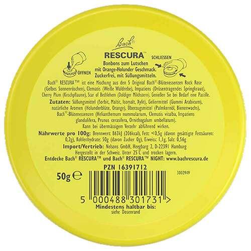 Bachblüten Original Rescura Past.Orange-Holunder - 3